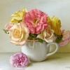 Этюд с розами