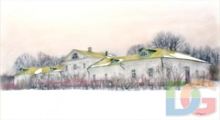 Ясная Поляна, дом Волконских